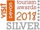 Visit Devon Tourism Awards 2018 Silver