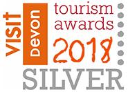 Visit Devon 2018 Silver